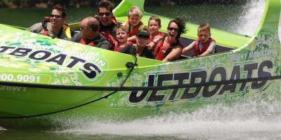 Smoky Mountain Jetboats