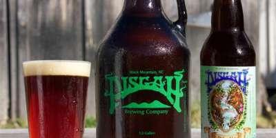 Pisgah IPA Named Top Beer in NC