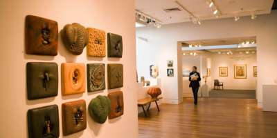 Gallery Walks Bring Downtown Art to Life