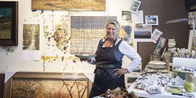 Arts Alive! Connecting to creativity in the Blue Ridge
