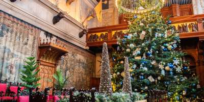 Christmas at Biltmore 2018