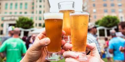 Beer in Asheville