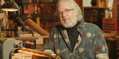 Video Thumbnail - youtube - Jerry Read Smith - Making Dulcimers in the Blue Ridge Mountains