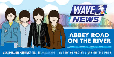 Abbey Road on the River Beatles inspired music festival