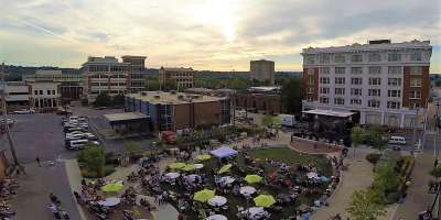 Concerts in Bicentennial Park