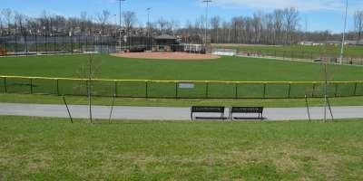 Vissing Park baseball field