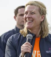 Kirsten Tallman, Race Director