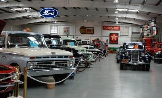 Bennett Classic Car Museum
