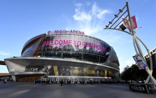NHL T Mobile Arena