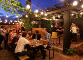 Outdoor And Patio Dining In Denver
