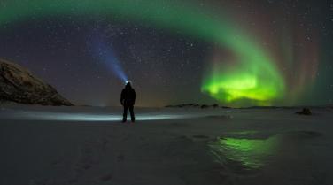 auroras boreales tromso