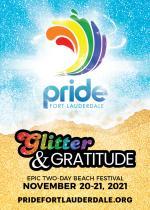 Pride Fort Lauderdale, Glitter & Gratitude
