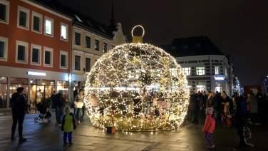 Julekula i Julebyen Kristiansand