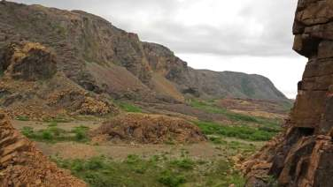 LEKA   GEOLOGY AND LANDSCAPE