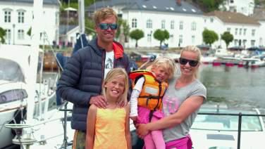 Ferie på Sørlandet