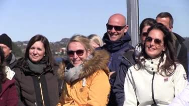 #MeetInNorway MICE Fam trip to Bergen