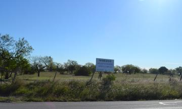 Future Home of New Braunfels Sports Park Complex
