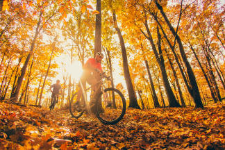Mountain Biking Sweepstakes