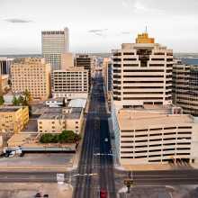 Downtown Midland