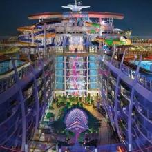 Elizabeth Newest Excursion Destination for Royal Caribbean Cruise Lines