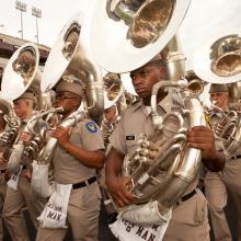 Fightin' Texas Aggie Band