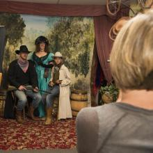 Make Family Memories During a Classic Estes Park Old Time Photoshoot