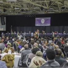 Martin Luther King Prayer Breakfast at the Crown Complex