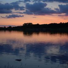 Rock Cut State Park Pierce Lake