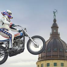 Make Memories at the Evel Knievel Museum this Memorial Day Weekend