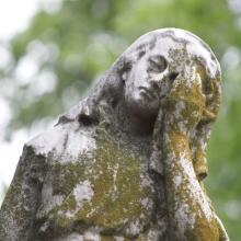 Tour the local cemeteries in Topeka, Kansas