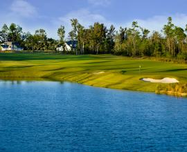 Preserve Golf Club - 1st Hole