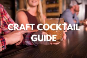 CRAFT COCKTAIL GUIDE