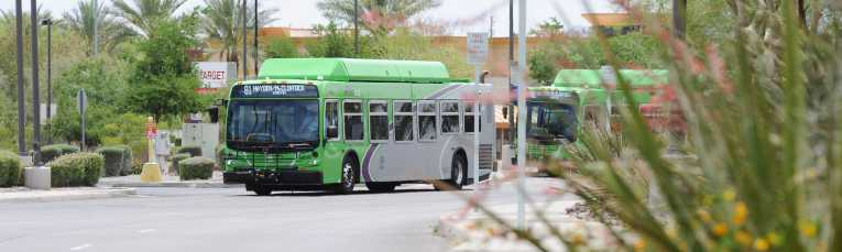 Valley Metro Bus and Light Rail