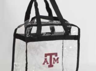 A&M Clear Bag