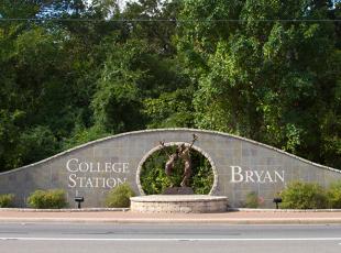 Bryan College Station street art