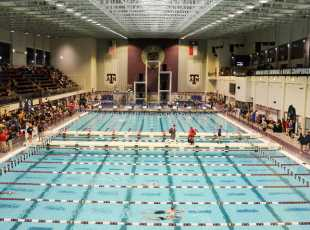 Student Rec Center Natatorium