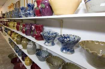 Jerry Brown Pottery