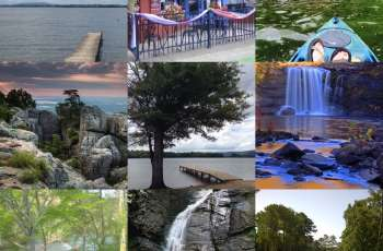 Cherokee County Collage