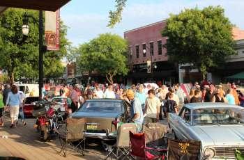 Downtown Gadsden First Fridays