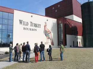 Wild Turkey Distillery Tour