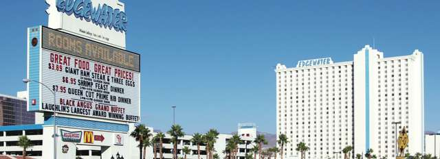 Edgewater Casino Resort in Laughlin