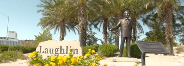 Don Laughlin Statue