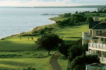 Golfing In The Outer Banks Visit Outer Banks NC - Golf kitty hawk nc