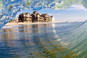 Waves The Outer Banks Nc Vacations Beach Als Condos Things To Do North Carolina