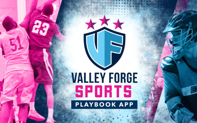 Valley Forge Sports Playbook App