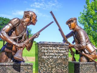 John Waclo, Bushy Run Battlefield, Jeannette
