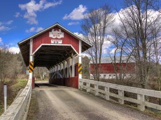 Rusty Glessner, Glessner Bridge, Somerset County