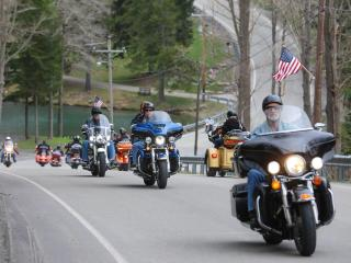 Laurel Highlands Motorcycle Routes