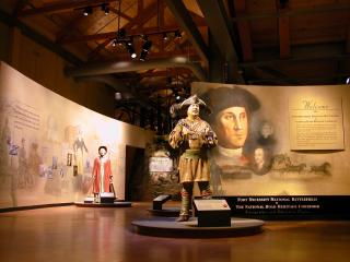 Visitor Center, Fort Necessity National Battlefield