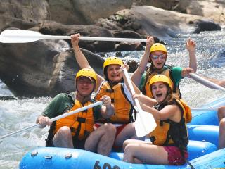 Whitewater Rafting in Ohiopyle